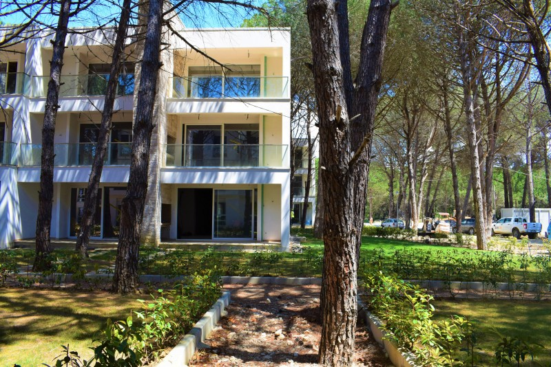 Apartments Buildings at San Pietro Resort