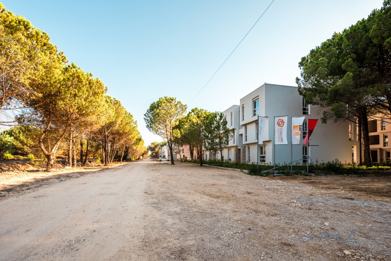 Streets at San Pietro Resort