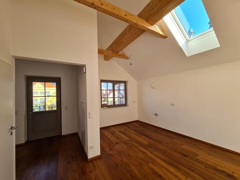 kitchen / entry area upper floor
