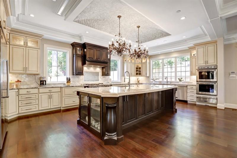Main Kitchen View