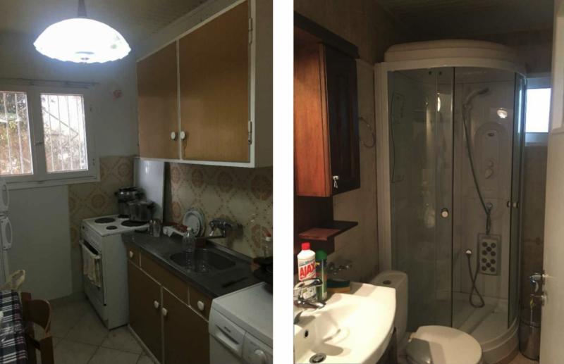 Kitchen / Bathroom