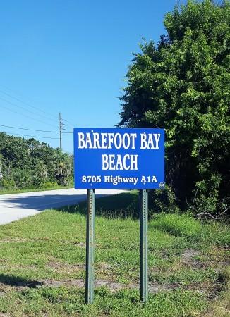 Private access to Atlantic Ocean/Melbourne Beach