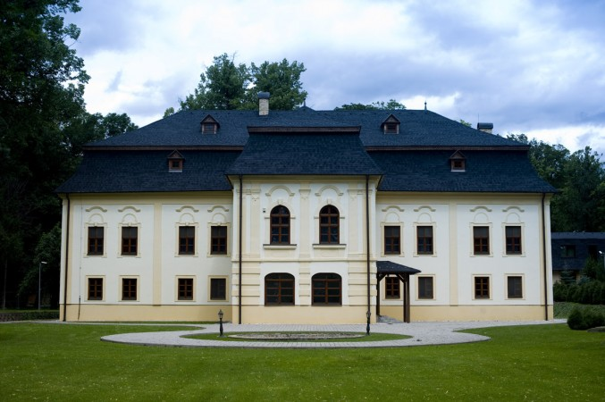 Manor House Exterior Front