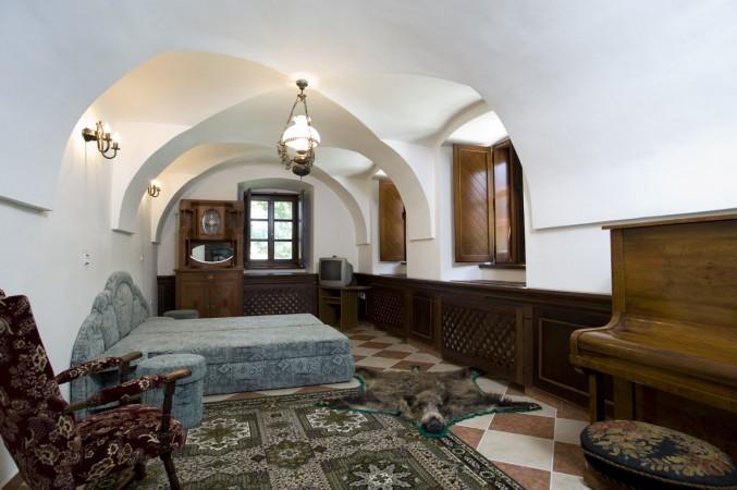Manor House Interior