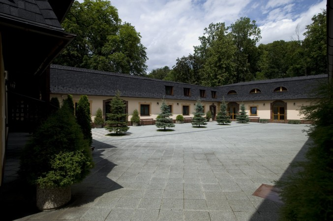 Accommodation Buildings