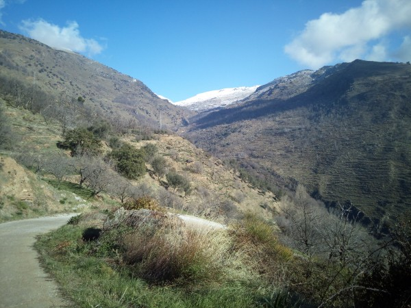 Hiking in the Sierra Nevada