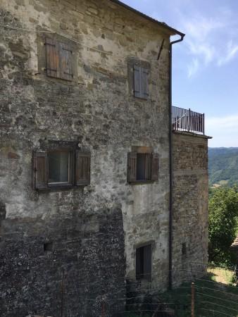 Bedroom windows and terrace corner