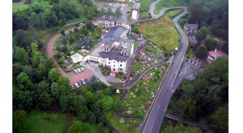 Nearby Villa Ortensie resort