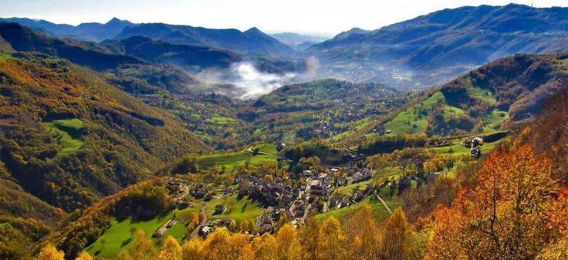 Imagna Valley