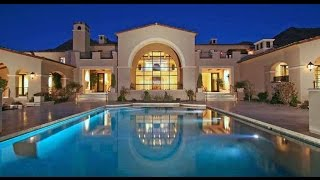 $10.5 MILION DOLLAR Luxury Homes – Scottsdale Luxury Real Estate Video – Homesgofast.com