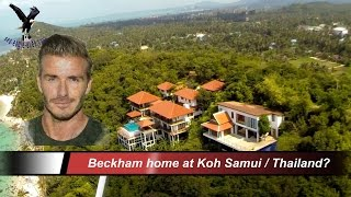 Beckham home? at Koh Samui / Thailand.