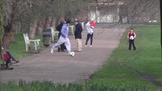 David Beckham and His Boys Play Ball Out in London – Splash News | Splash News TV | Splash News TV